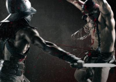 Deadliest Warrior 1