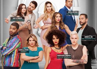 Marriage Boot Camp Reality Stars