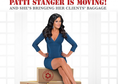 Patti Stanger Is Moving!